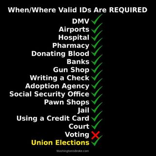 eric holder voter id laws